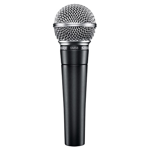 Shure SM58SE Dynamisches Mikrofon (Niere. Schalter)