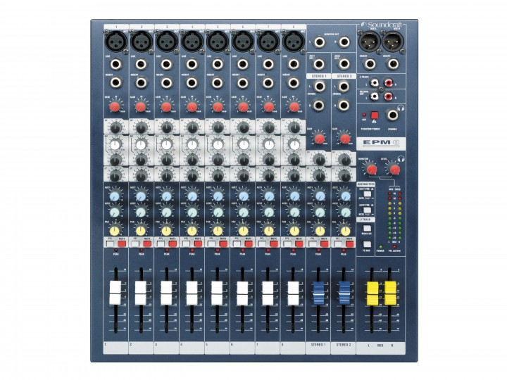 Soundcraft EPM8 Kompaktmischer