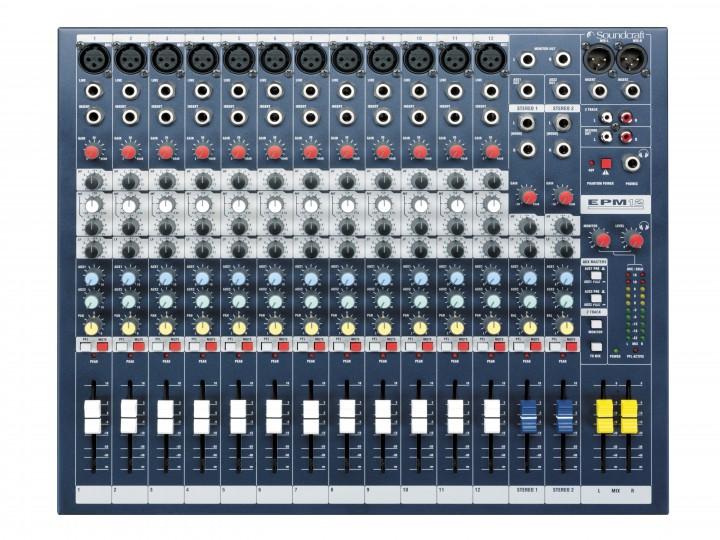 Soundcraft EPM12 Kompaktmischer