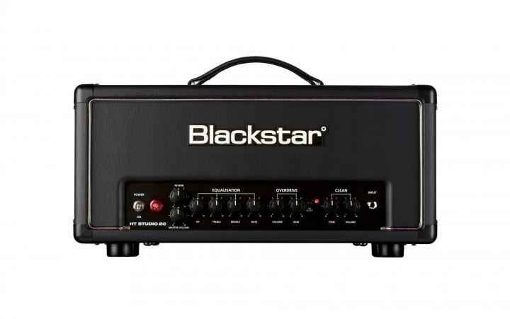 Blackstar HT Studio 20H Head (20 Watt/2 Kanal)