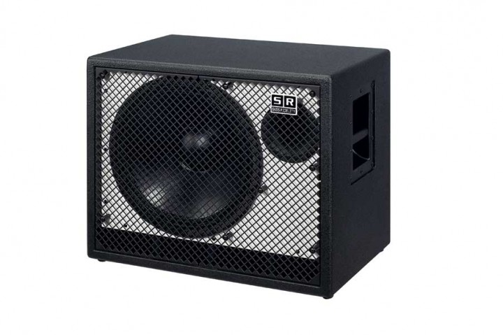 SR Technology Fidelity P15 Bass-Box (500 Watt, 1x15