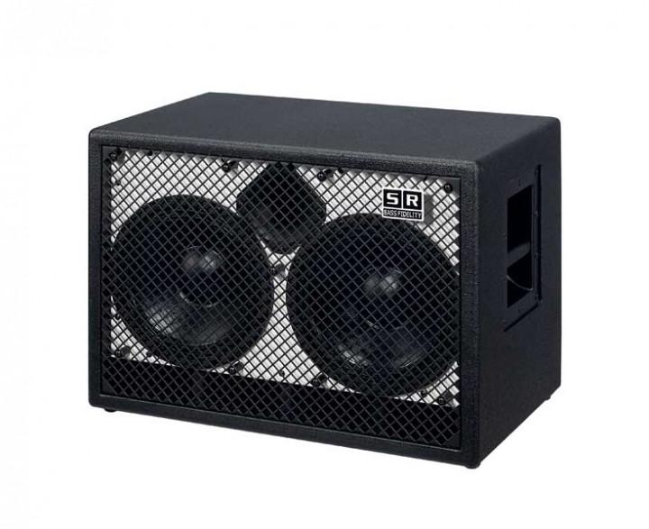 SR Technology Fidelity P2x10 Bass-Box (500 Watt, 2x10