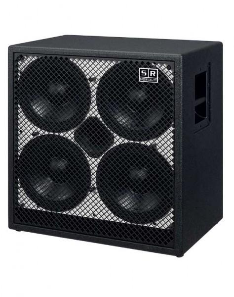 SR Technology Fidelity P4x10 Bass-Box (1000 Watt, 4x10