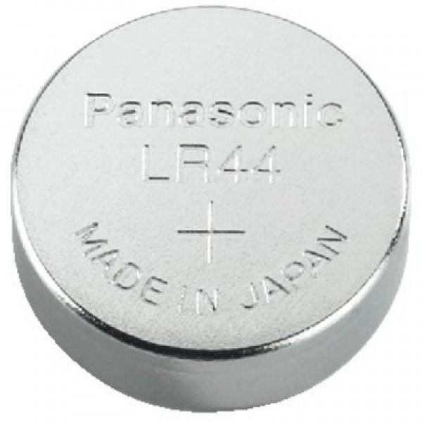 Panasonic LR-44 Alkaline Batterie (1 Stück/Knopfzelle)