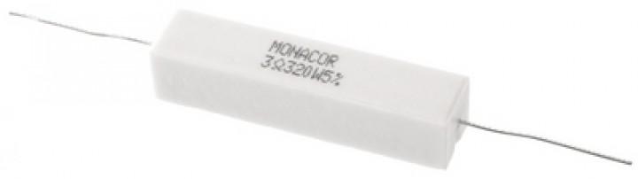 LSR-33/20 Hochlast-Zementwiderstand (20 Watt/3,3 Ohm)
