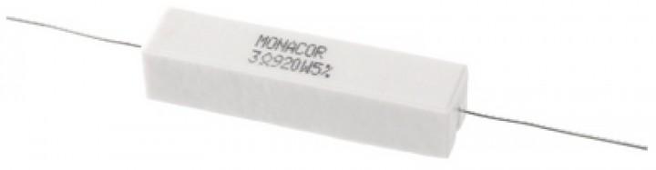 LSR-39/20 Hochlast-Zementwiderstand (20 Watt/3,9 Ohm)