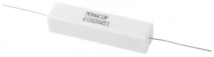 LSR-68/20 Hochlast-Zementwiderstand (20 Watt/6,8 Ohm)