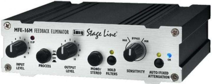 Monacor MFE-16M DSP-Feedback-Controller (stereo)
