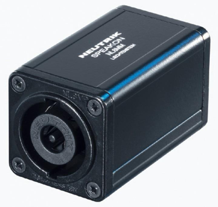 Monacor NL8MM Speakon-Adapter (zu NL8FC)