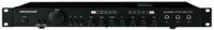 Monacor SA-230/SW Stereo-Verstärker (2x 25W RMS)