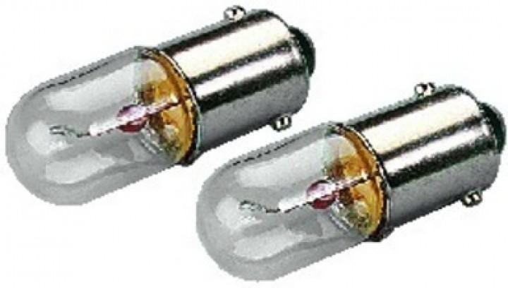 SB-123 Ersatzlampen-Paar (2 Stück, 12V/3W)