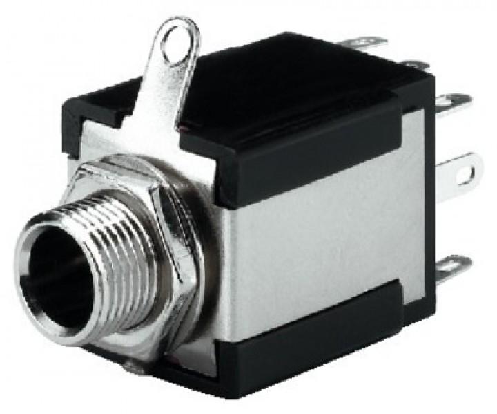 Monacor T-638JS Stereo-Klinkenbuchse (6,3mm)