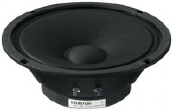 Monacor TF-0818MR Bass-Lautsprecher (100W RMS/8 Ohm)