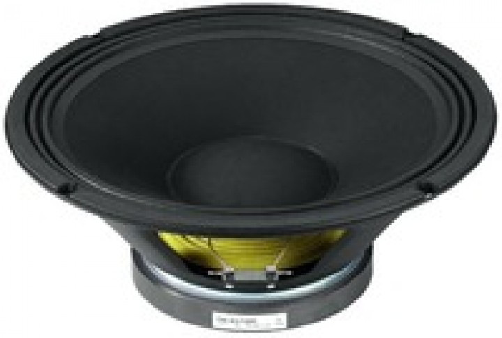 Monacor TF-1225 Bass-Lautsprecher (250W RMS/8 Ohm)