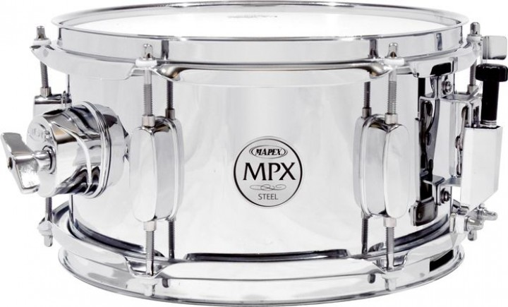 Mapex MPX MPST0554 Steel Snare 10x5,5