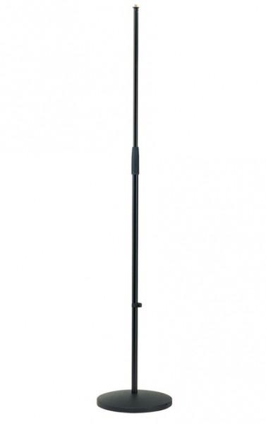 K & M Mikrofonständer 260/1s (mit Rundsockel)