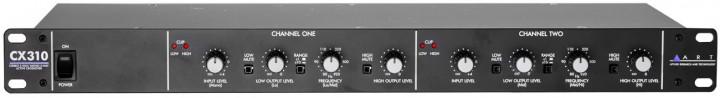 CX310 Frequenzweiche (2-Wege/3-Wege)