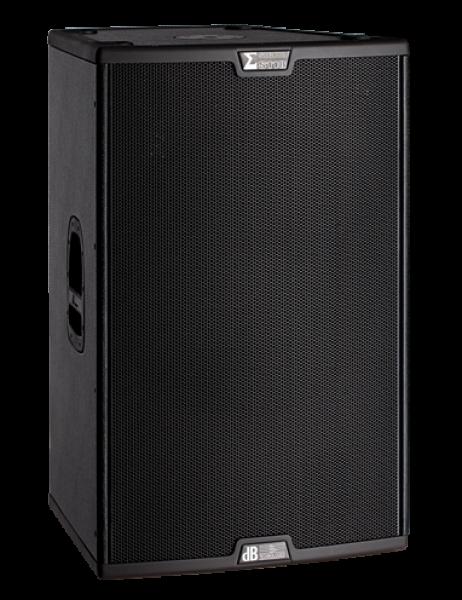 S-118 SIGMA 2-Wege Aktiv-Lautsprecher