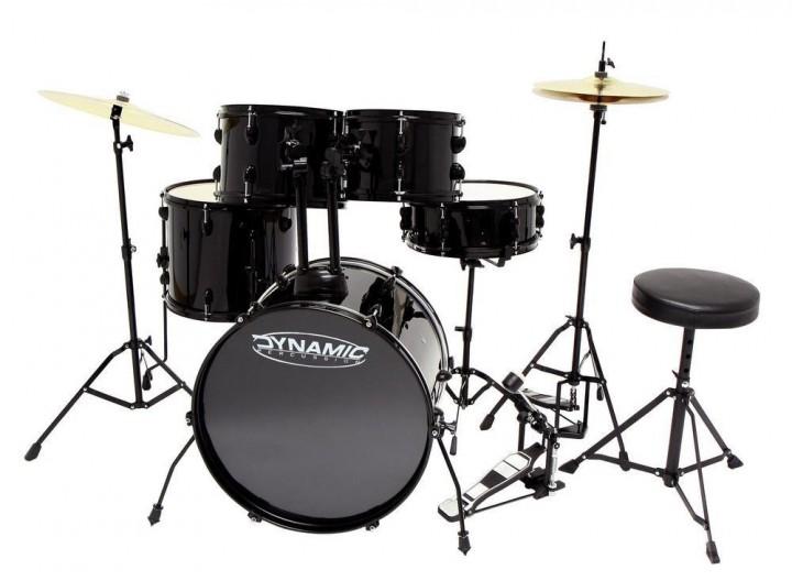 Dynamic Percussion Schlagzeug-Komplett-Set