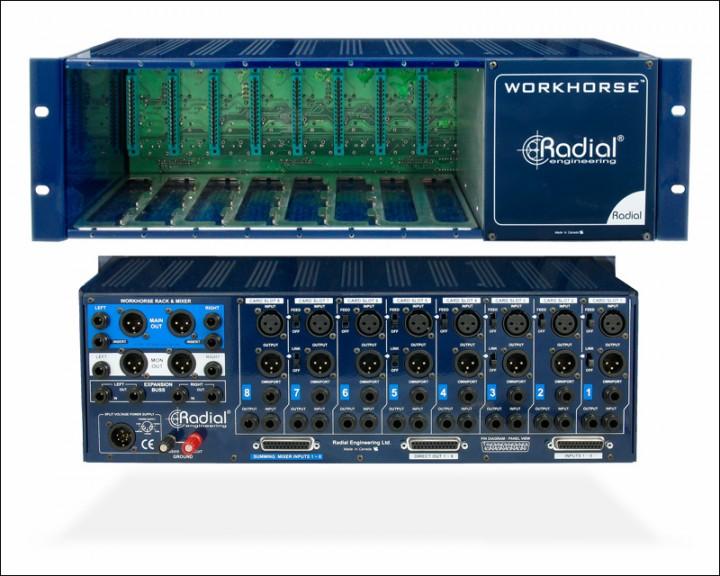 Radial WR-8 Rack