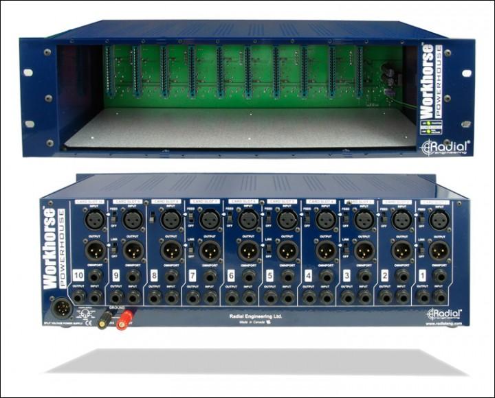Radial Powerhouse Rack