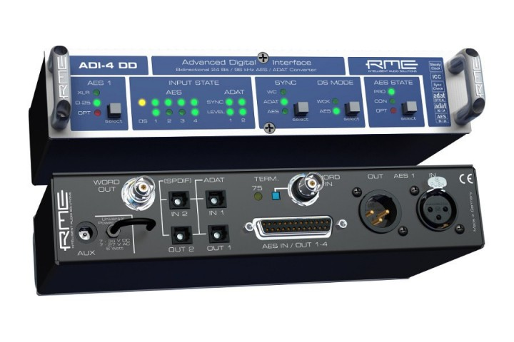 RME ADI-4DD Format-Konverter