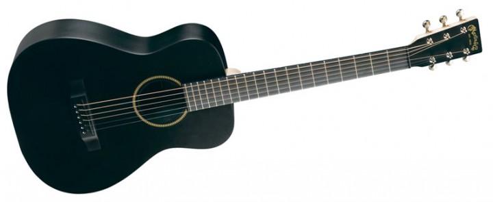 Martin Guitar LX BLACK Akustik-Gitarre