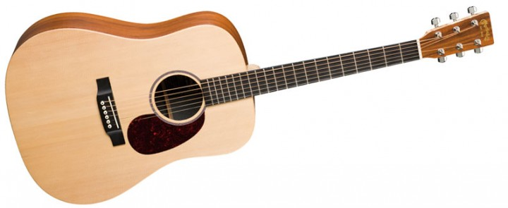 Martin Guitar DX1KAE Elektro-Akustik-Gitarre