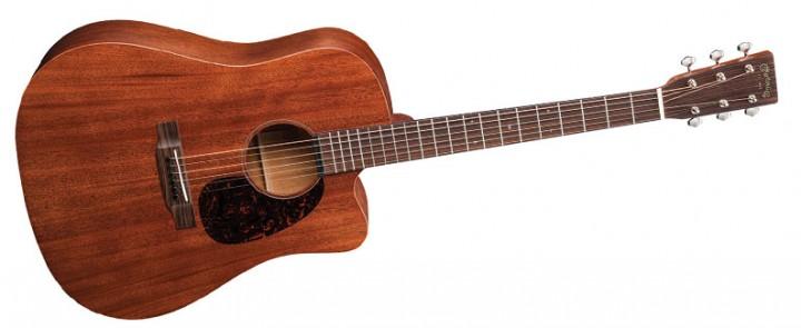 Martin Guitar DC-15ME Elektro-Akustik-Gitarre