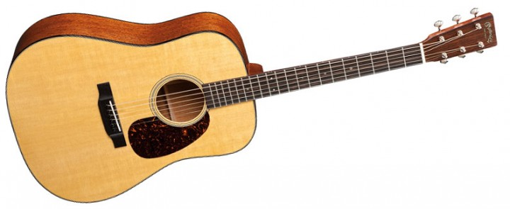 Martin Guitar D-18 Akustik-Gitarre