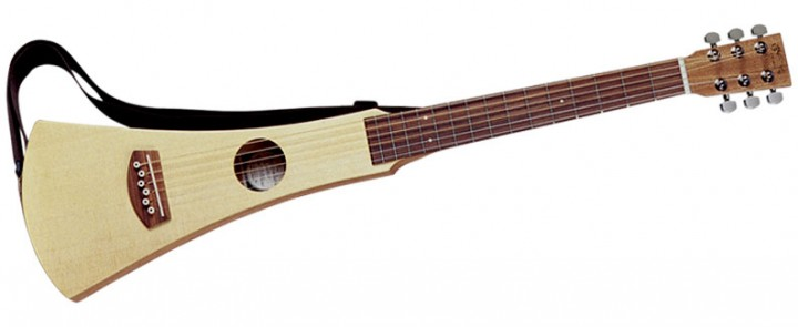Martin Guitar GBPC Backpacker Guitar (Steel Strings)