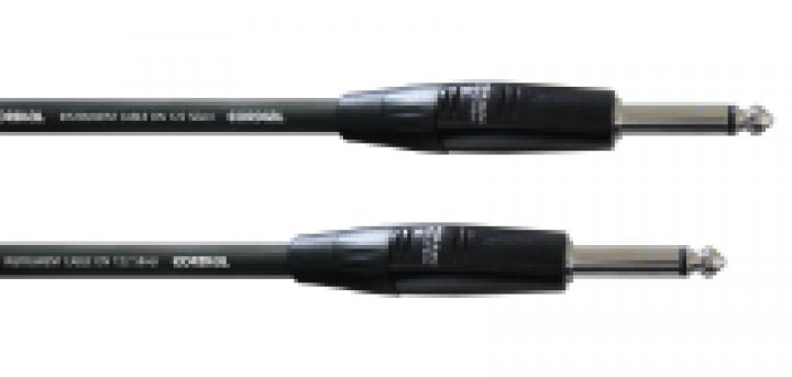 Cordial Instrumentenkabel CII1.5 PP Silver Line (1.5m)