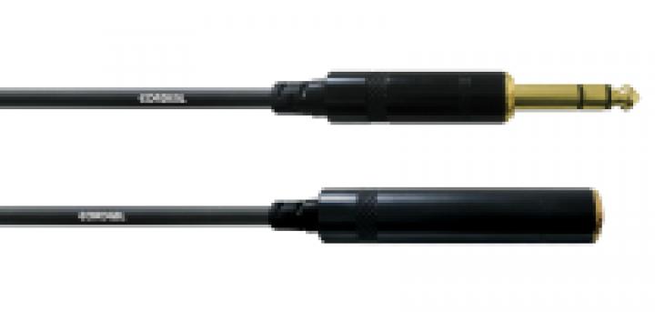 Cordial Kopfhörer-Verlängerung CFM10 VK (10m)