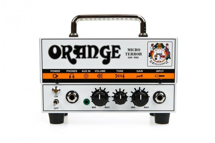 """MT20 """"Micro Terror"""" Mini-Gitarren-Topteil (20 Watt)"""