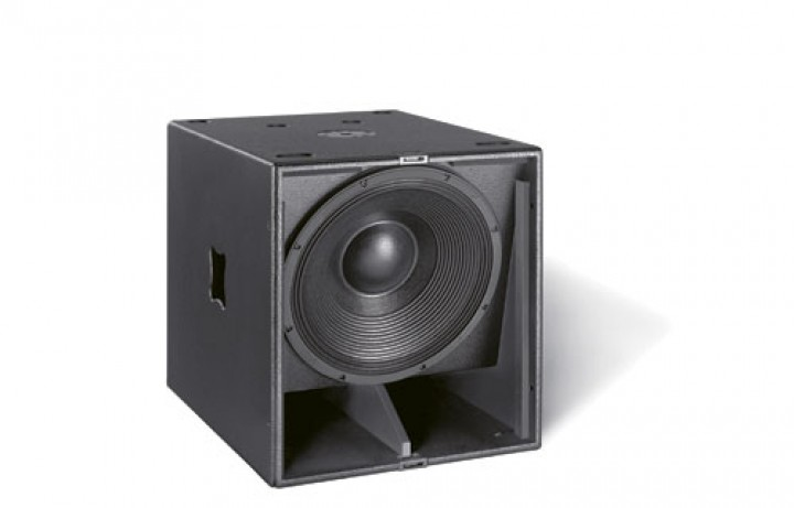 SW 115E-XO Subwoofer Touring (inkl. Frequenzweiche)