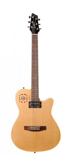GODIN A6 Ultra Natural SG (inkl. Bag)