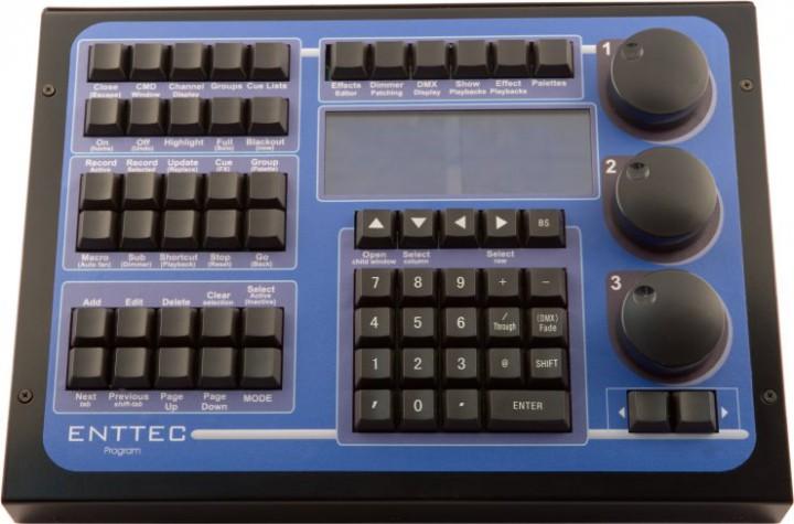 Enttec Lightfactory Programmer Wing