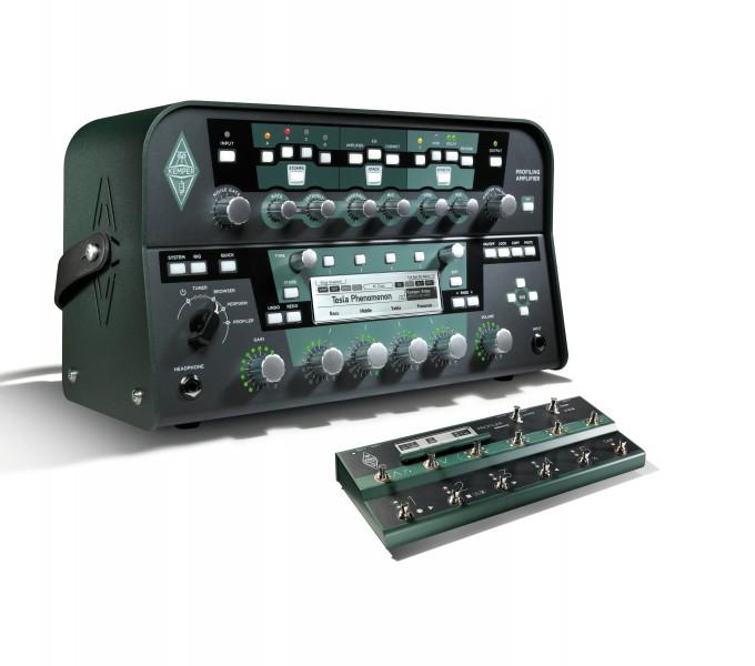 Profiler Head Set (Verstärker + Remote Controller/schwarz)