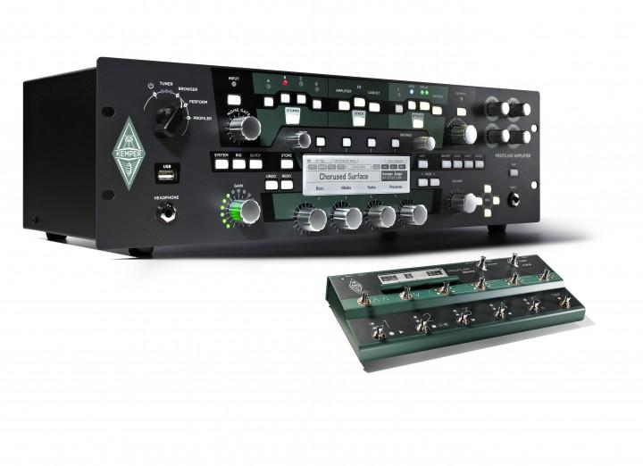 Profiler PowerRack Set (Verstärker + Remote Controller)