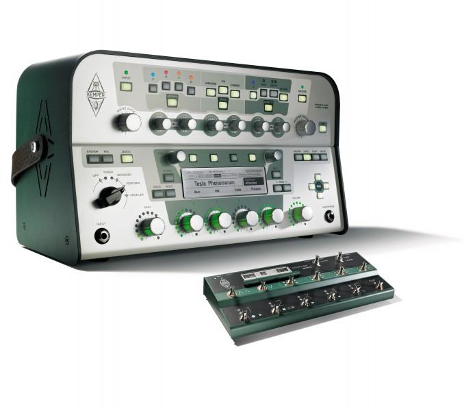 Profiler Head Set (Verstärker + Remote Controller/weiss)