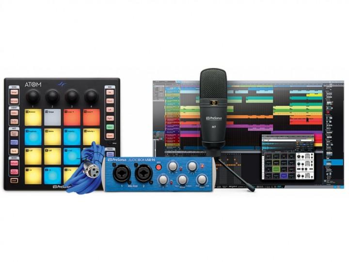 Presonus ATOM Producer Lab Studio Set