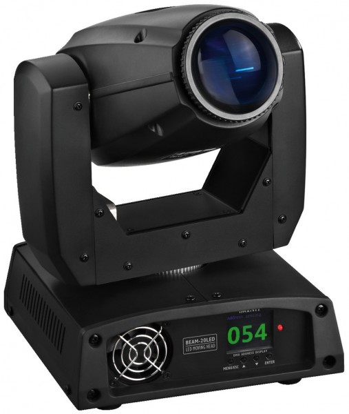BEAM-20LED Moving-Head (20W/DMX/LED)