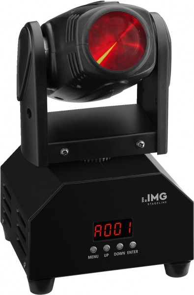 BEAM-40/RGBW Moving-Beam (LED)