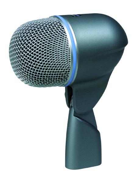 Shure BETA52A Dynamisches Mikrofon (Superniere. Bassdrum)