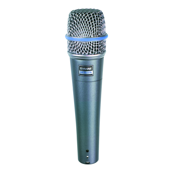Shure BETA57A Dynamisches Mikrofon (Superniere)