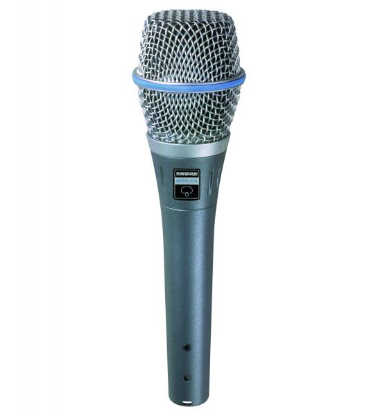 Shure BETA87A Kondensator-Mikrofon (Superniere)