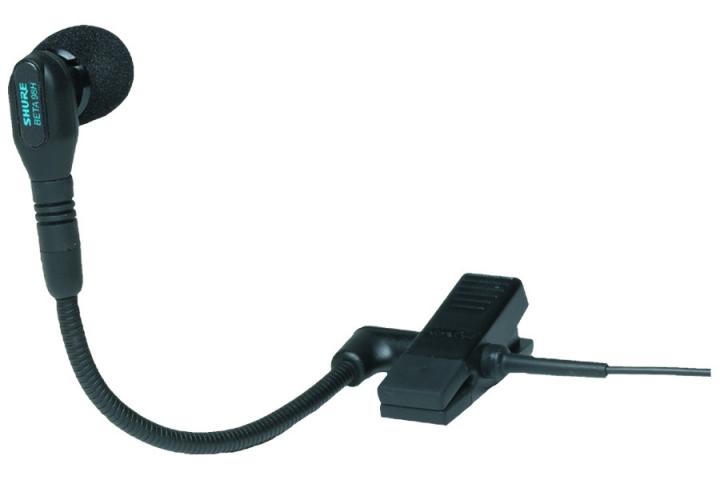 Shure BETA98HC Mini-Kondensator-Mikrofon (Hornclip)