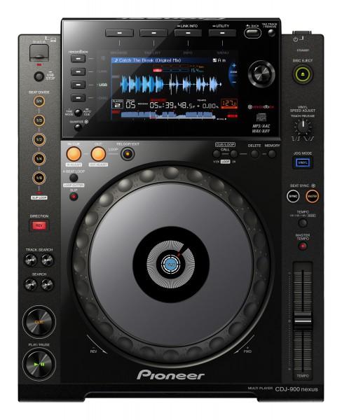 CDJ-900NXS Digital Multi-Player