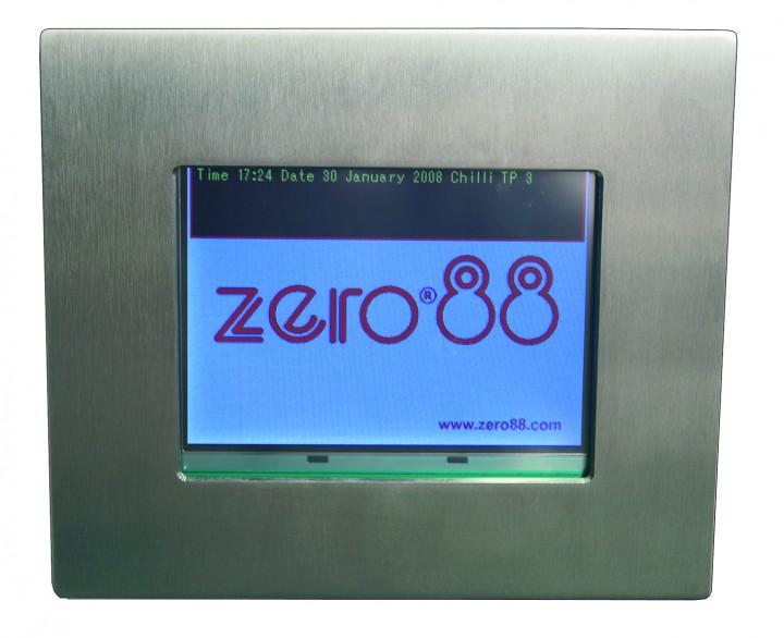 Zero 88 Chilli Master Touch Screen
