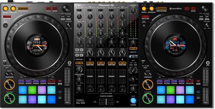 Pioneer DDJ-1000 DJ-Performance-Controller (4-Kanal/recordbox dj)